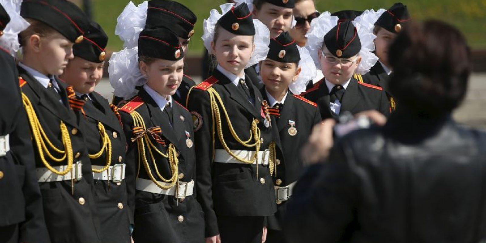 Rusia marcará el fin de las celebraciones. Foto:Getty Images