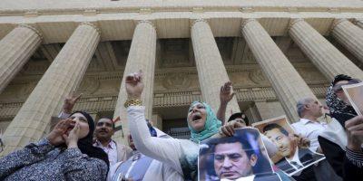El día 13 de abril de 2011 fue ordenada su detención junto con la de sus hijos Alaa y Gamal, a fin de indagar en los posibles delitos que se les imputaban. Foto:AP