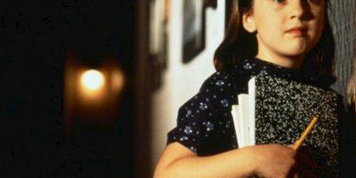 Ella es la hija mayor de Mike Wilson, un ingeniero de radiodifusión televisiva, y Suzie Shapiro Wilson, una ama de casa Foto:Vía fanpop.com
