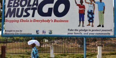 Liberia se despide del Ébola. Foto:AFP