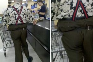 OMG! Foto: People of walmart