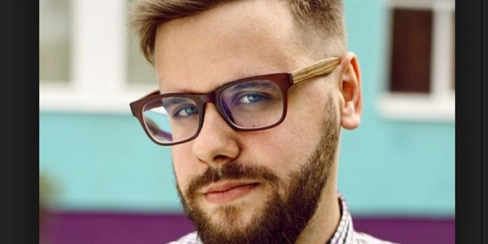 1. Las barbas de hombres tienen más heces fecales que un escusado. Foto:Pixabay