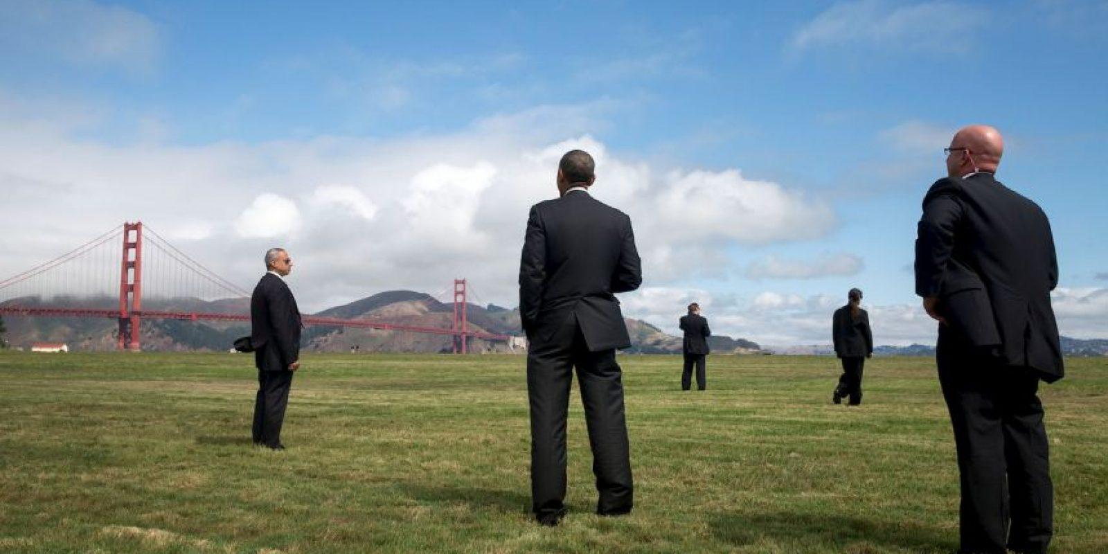 California 2014 Foto:Vía www.whitehouse.gov