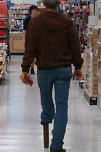 WTF! Foto: People of walmart