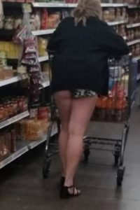 Demasiado corta… Foto: People of walmart