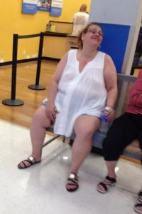 "Transparencias ""everywhere"" Foto: People of walmart"