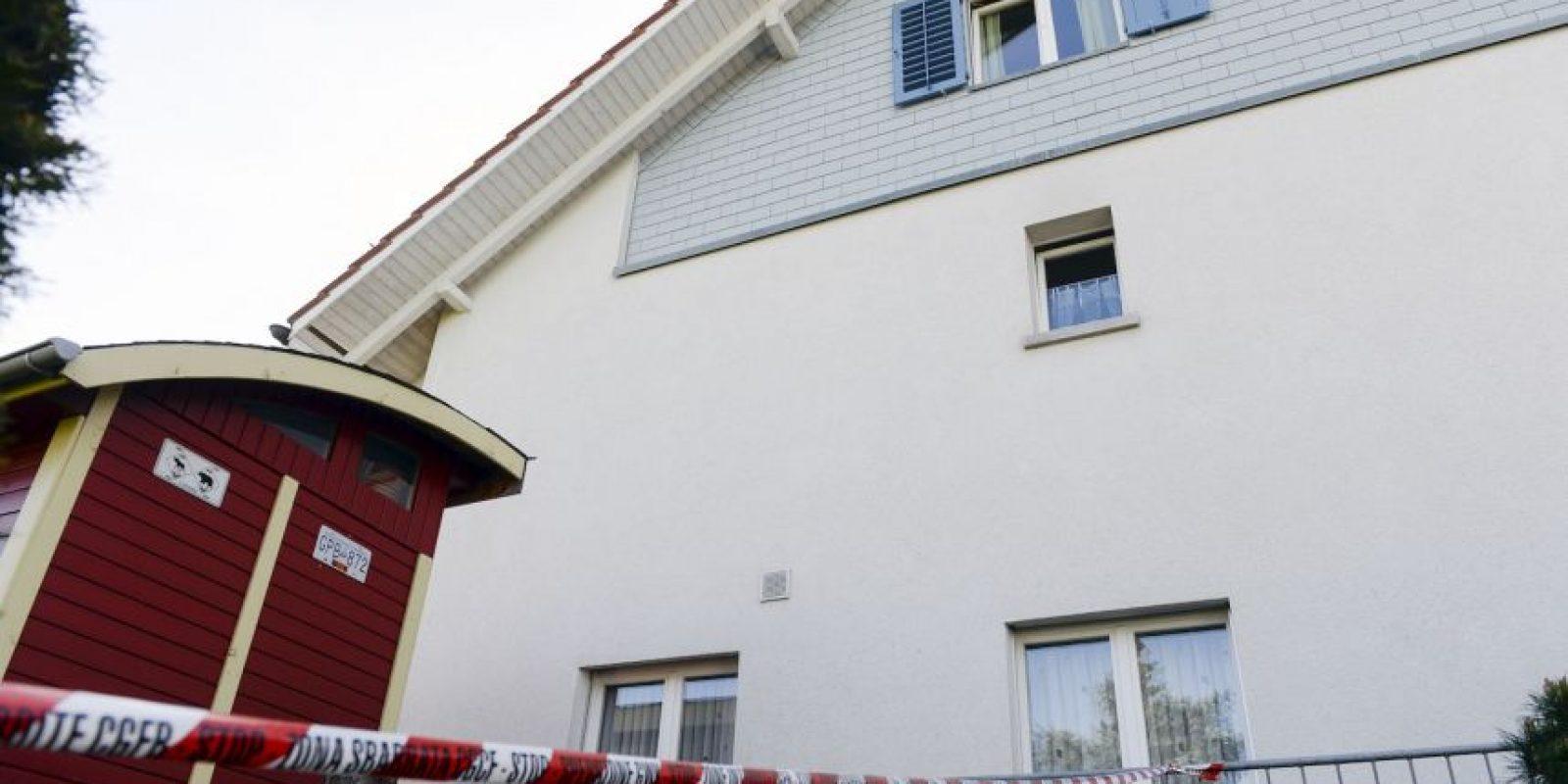 El homicida fue un hombre suizo de 36 años, que ya tenía antecedentes con la policía. Foto:AP