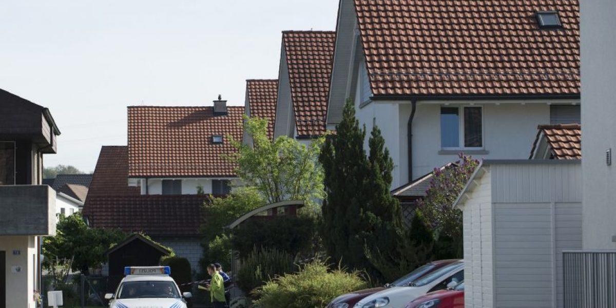 En Suiza un hombre mató a cuatro personas y luego se suicidó