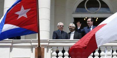 7. La visita de jefes de Estado Foto:AFP