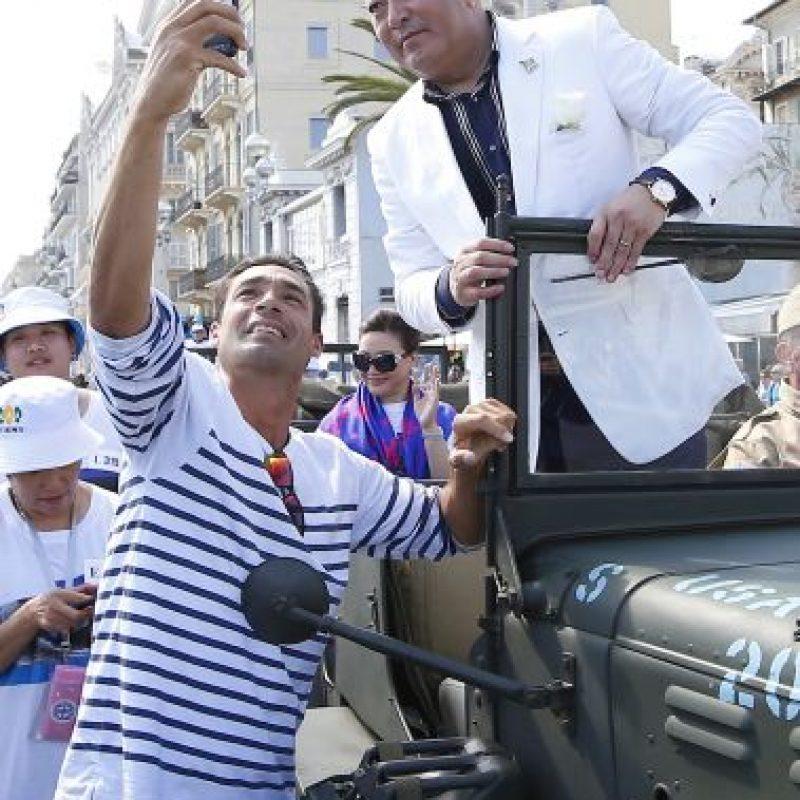 1. Li Jinyuan- Regaló unas vacaciones en Francia a sus seis mil 400 empleados. Foto:AFP