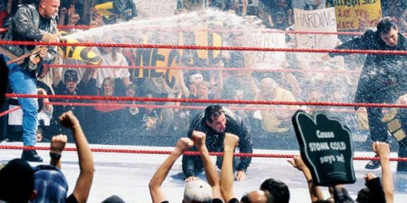 Tiene 50 años Foto:WWE