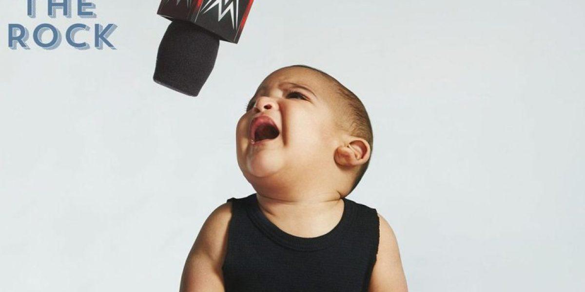 FOTOS: Así serían las estrellas de la WWE si fueran bebés