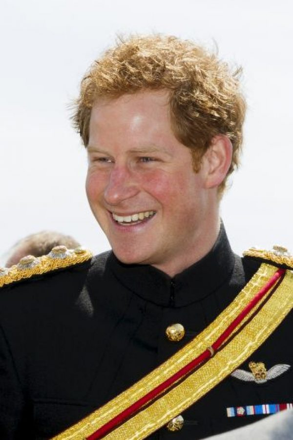 Príncipe Harry de Inglaterra Foto:Getty Images