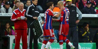 Ahora visitarán el Allianz Arena. Foto:Getty Images