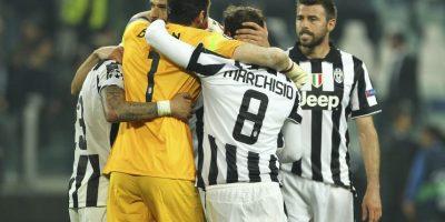 Es el mismo caso de la Juventus. Foto:Getty Images