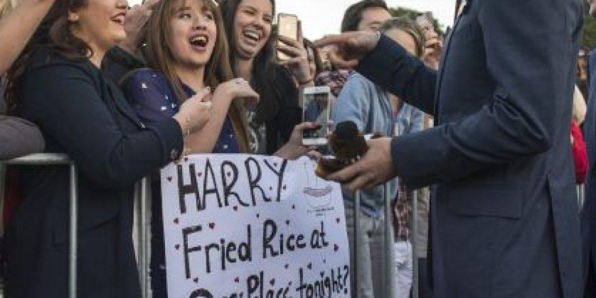 Príncipe Harry revela que le encantaría tener hijos