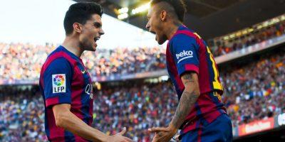 Barcelona goleó 3-0 al Bayern Múnich en el Camp Nou Foto:Getty Images