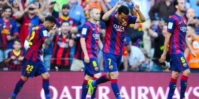 Los culés llegarán a la final si ganan o empatan el duelo de vuelta Foto:Getty Images