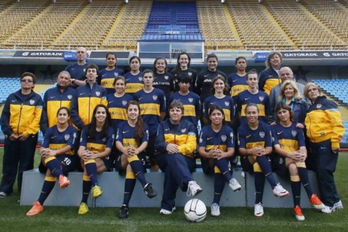 Foto:bocajuniors.com.ar