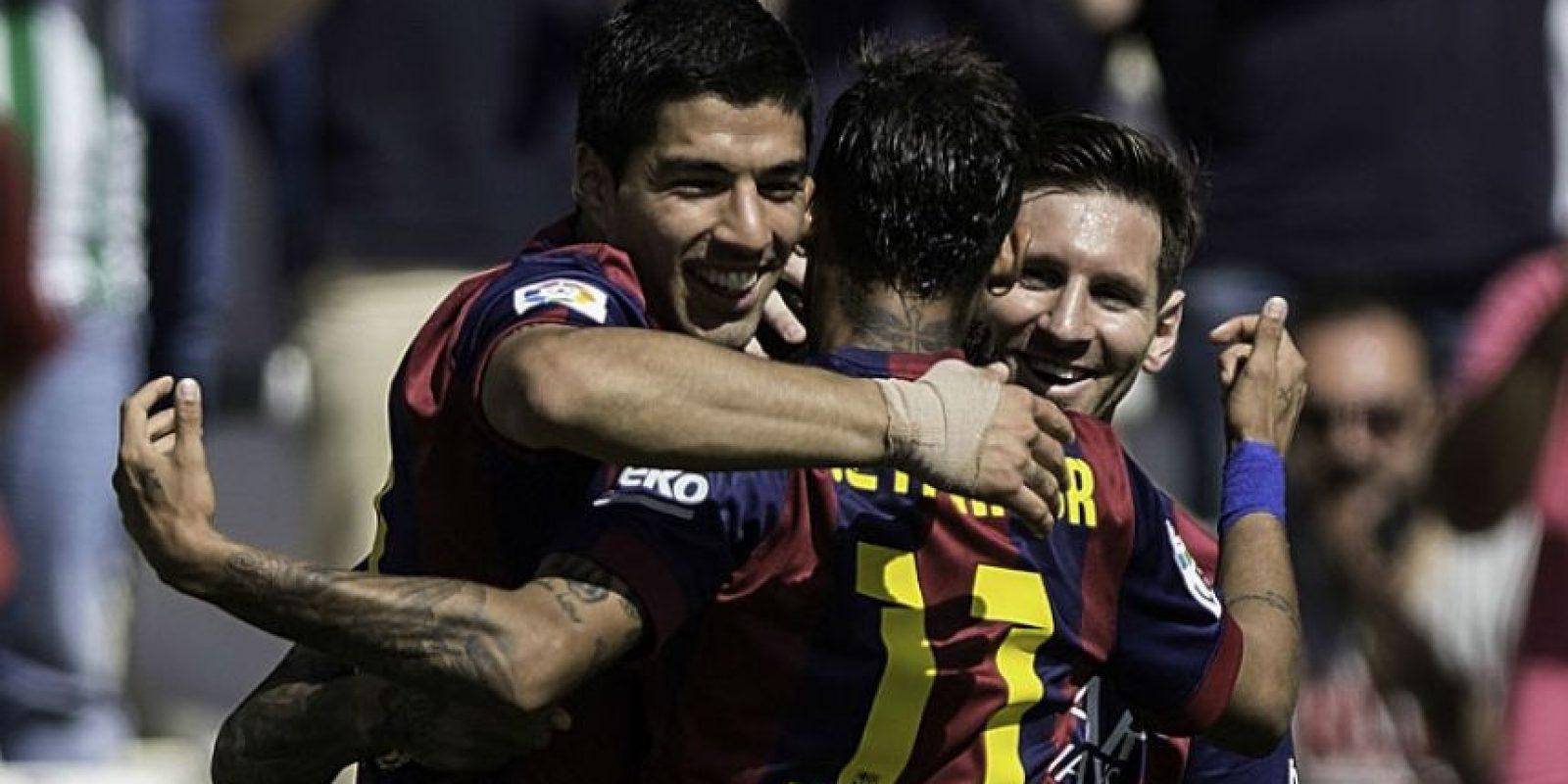 Los culés se impusieron 3-0 al Bayern Múnich. Foto:Getty Images