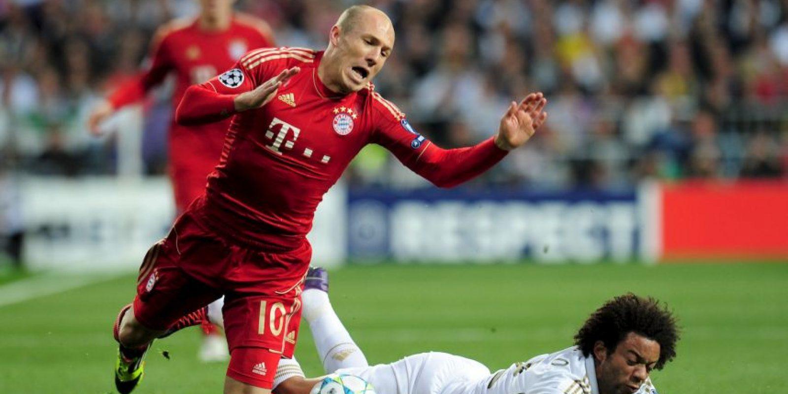 En la temporada 2010-2012, Bayern Múnich superó en penales al Real Madrid. Los bávaros también recibieron el partido de ida. Foto:Getty Images