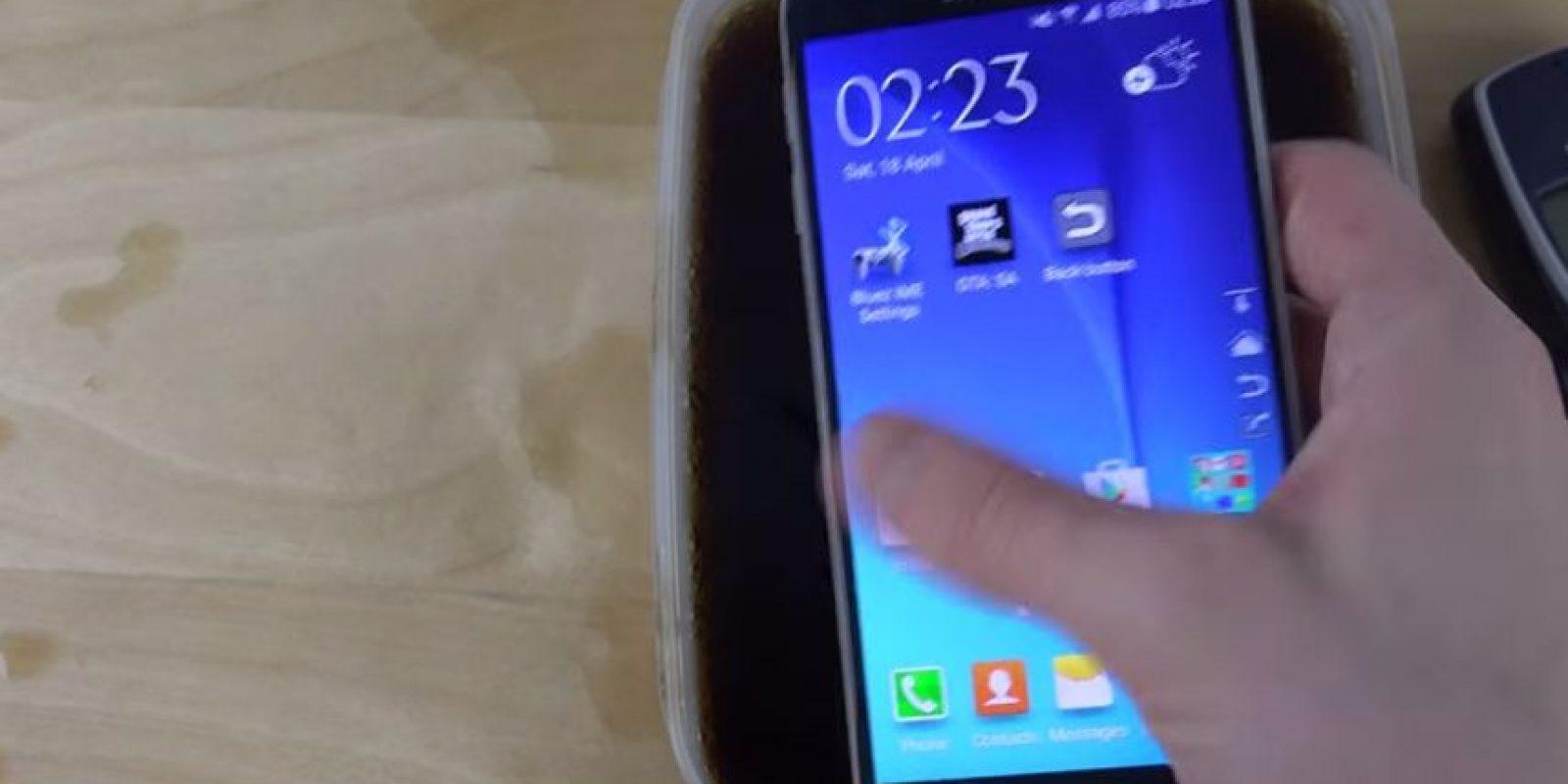 El dispositivo funciona. Foto:adrianisen