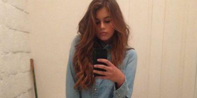 Kaia tiene 13 años Foto:Vía instagram.com/kaiagerber
