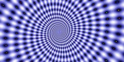 Este efecto suele durar horas, o incluso durante la noche. Foto:Tumblr.com/Tagged/ilusion/optica
