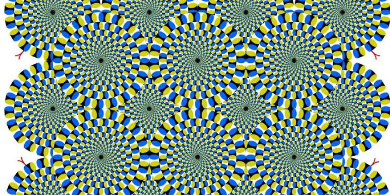 Dicho efecto no es para tomarse a la ligera, por lo que deben pensar bien en si realmente deben observar el video completo. Foto:Tumblr.com/Tagged/ilusion/optica