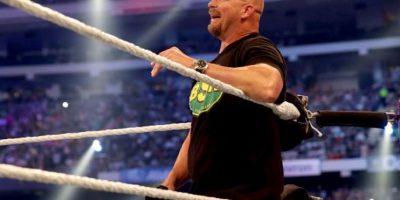 Indicó que se presentará en Wrestlemania XXXII Foto:WWE