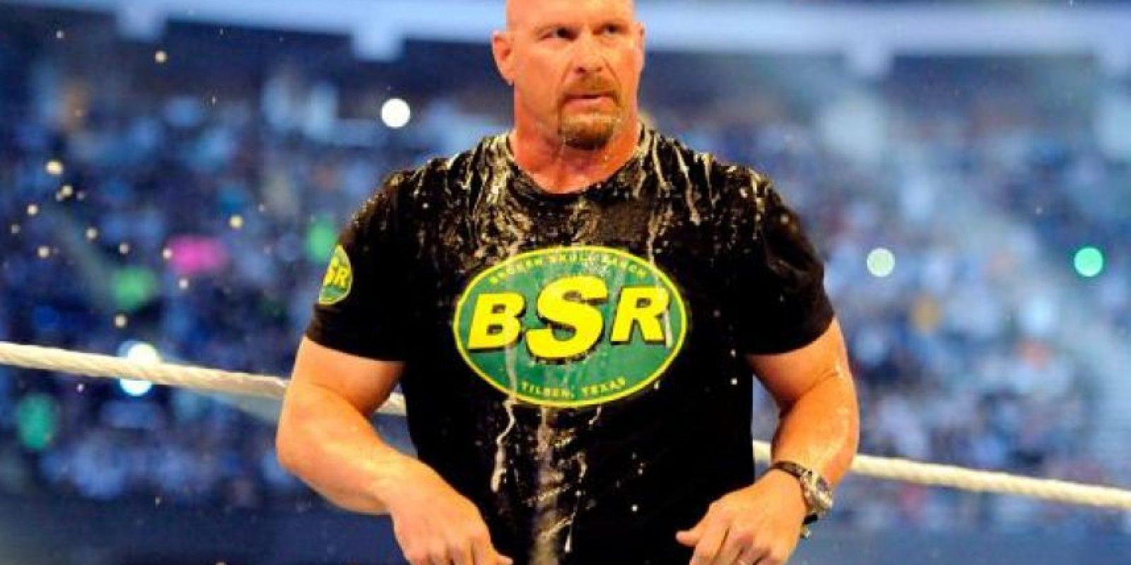 Es considerado el líder de la Era Attitude Foto:WWE