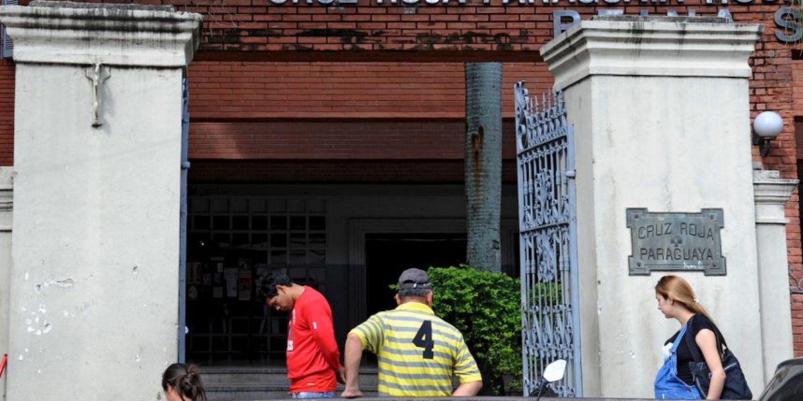 1. En Paraguay, la ley de aborto solo aplica en casos en los que la vida de la madre o del bebé corre peligro. Foto:AFP