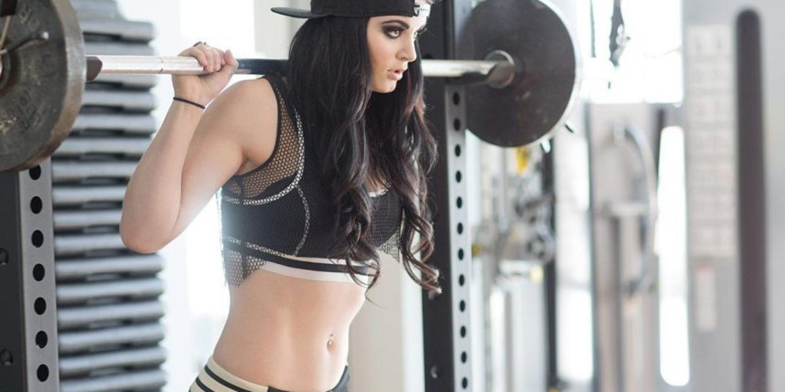 Sentadillas Foto:WWE