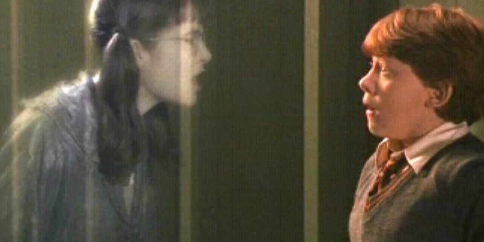 """En 2002, participó en la cinta """"Harry Potter y la Cámara de los Secretos"""" Foto:YouTube"""