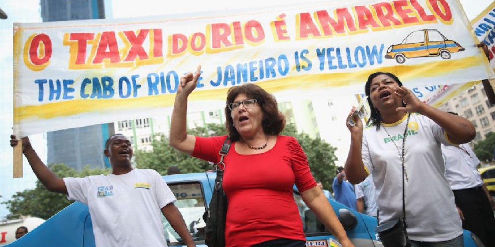 Río de Janeiro, Brasil. Foto:Getty Images
