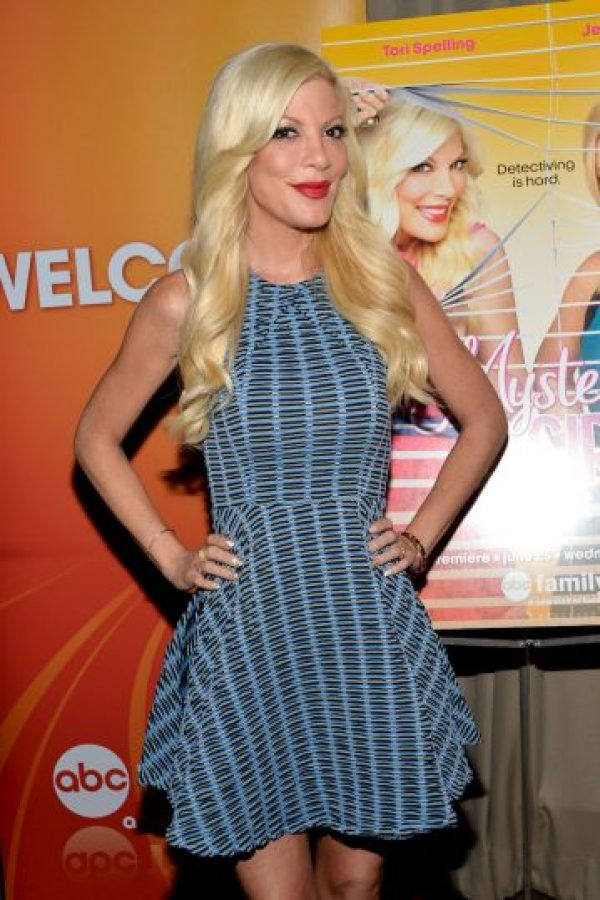 Interpretada por Tori Spelling Foto: Getty Images