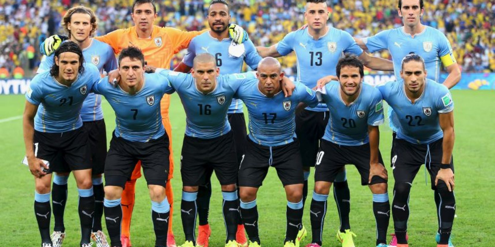 URUGUAY / DT Óscar Tabárez Foto:Getty Images