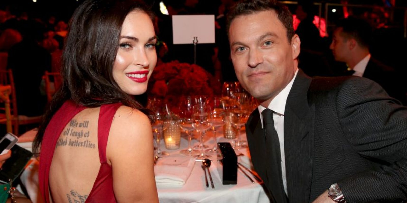 Interpretado por Brian Austin Green Foto: Getty Images