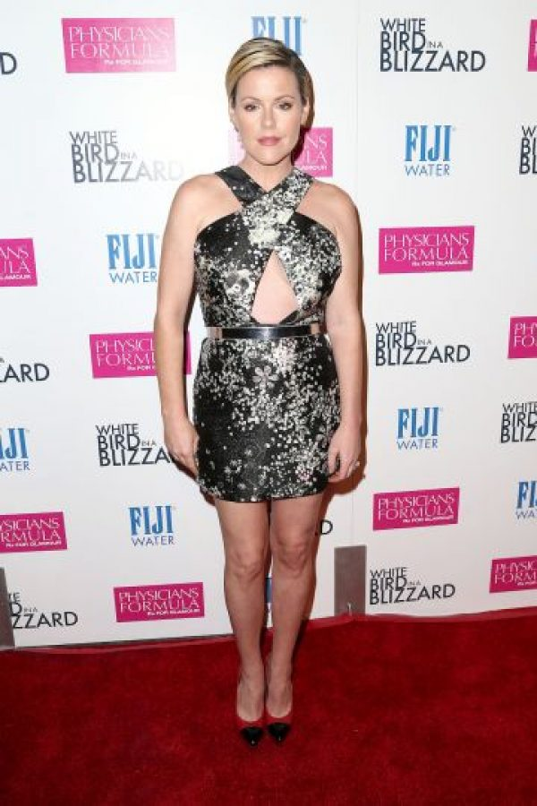 Interpretada por Kathleen Robertson Foto: Getty Images