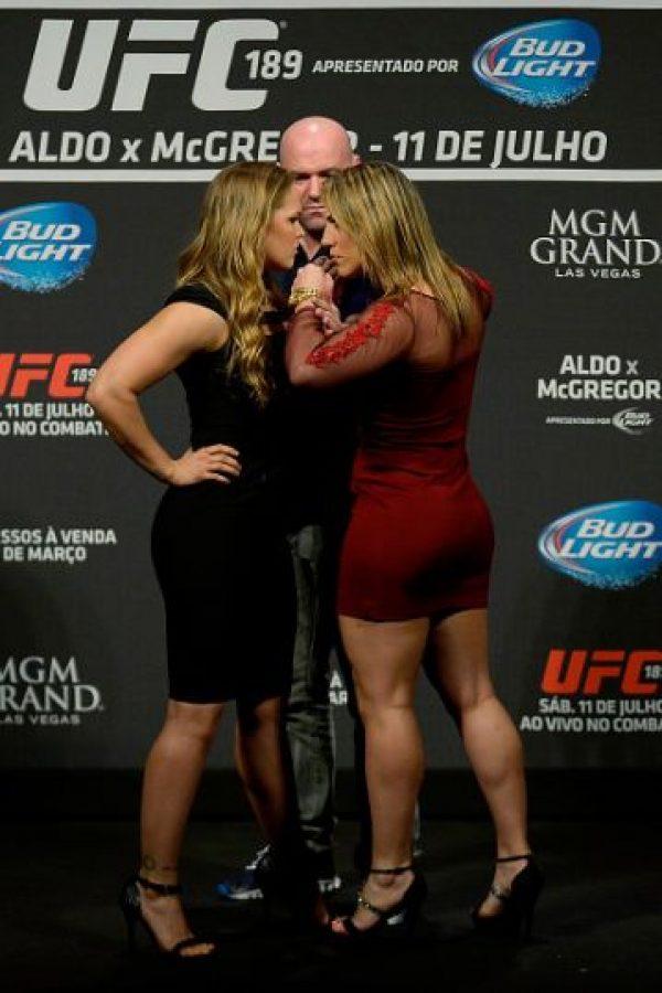 Su próximo combate será en el UFC 190, en Brasil, el cual se realizará el 1 de agosto de este año. Foto:Getty Images