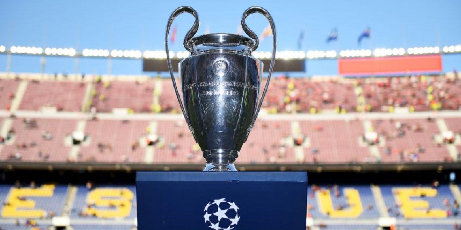 Uno de los dos estará en Berlín en la final de la Champions. ¿La fecha? El próximo 6 de junio Foto:Getty Images