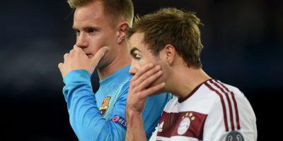 Pero la última vez que Barcelona visitó el Allianz Arena cayó 4-0 Foto:Getty Images