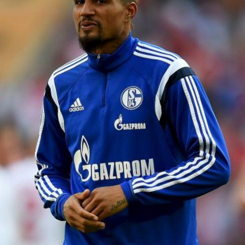 Sydney Sam, de 28 años, es un futbolista alemán. Foto:Getty Images