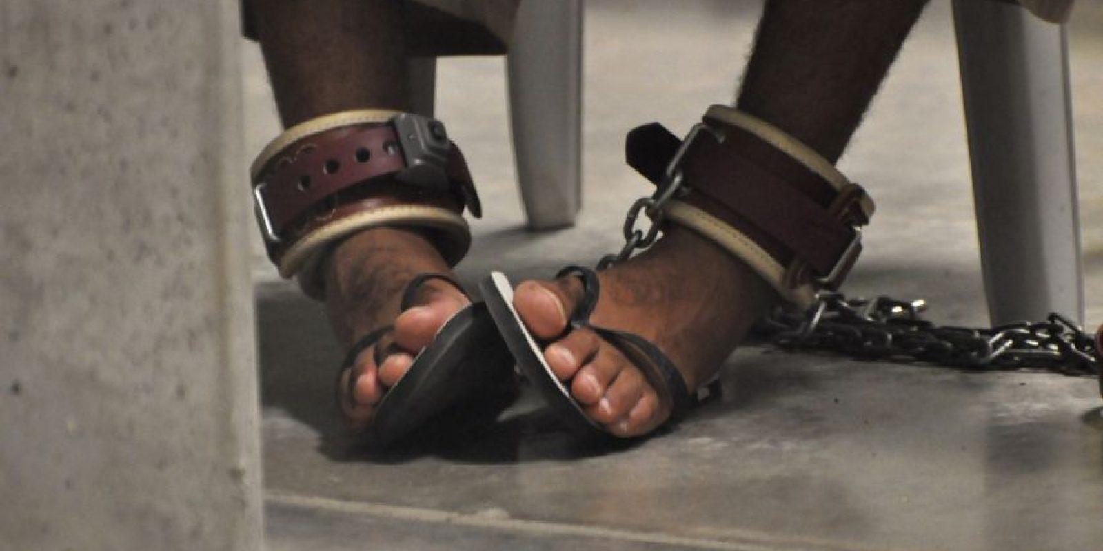 """El jefe de la prisión, David Heath, indicó a """"El País"""": """"No hay torturas aquí. No puedo hablar de lo que pasó en el pasado"""". Foto:Getty Images"""