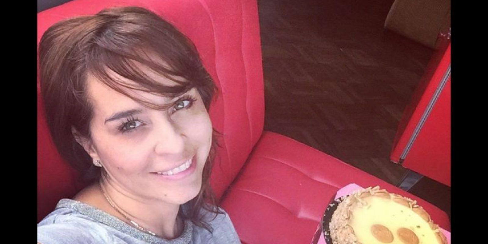 Diana Ángel ahora Foto:Instagram @dianaangel01