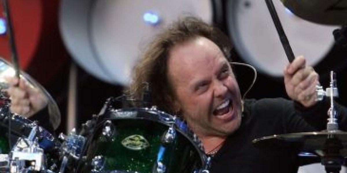 La ropa interior del baterista de Metallica confunde a los fans en Twitter