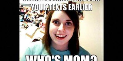 'Overly Attached Girlfriend', o A.K.A 'Novia obsesiva', es un meme de una mujer con cara de loca que refleja a la típica pareja con celos patológicos. Foto:KnowYourmeme