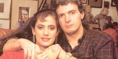 Florina Lemaitre y Sergio Cabrera Foto:Tomada de ColArte