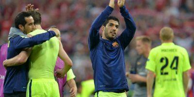 Las tres pasadas finales las ganó todas, ante Arsenal (2006) y ante Manchester United (2009 y 2011). Foto:AP