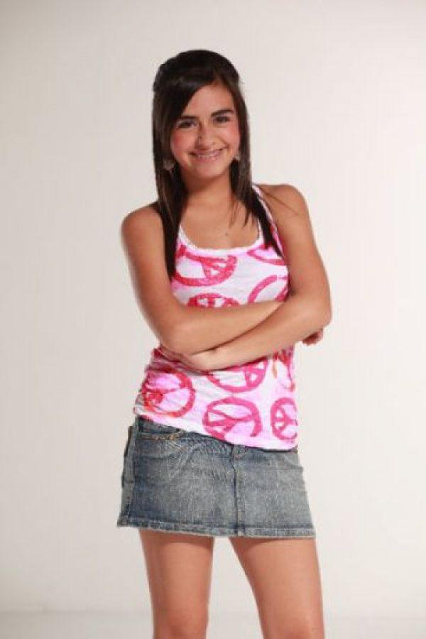 Jessica Bohórquez antes
